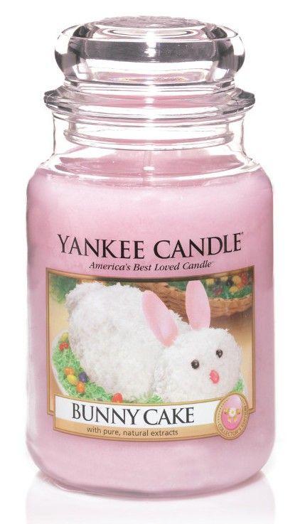 Gateau de Paques - Bougie parfumée grande jarre - Yankee Candle