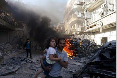 شام : ابھی قیامت باقی ہے