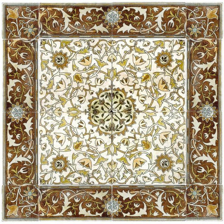 Fantastic Tile Patterns Create Interesting Floor Design