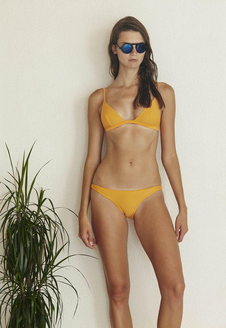 Tangiers Bikini Set in Orange  http://www.bowerswimwear.com/collections/spring-2016-francois/products/tangiers-bikini-orange
