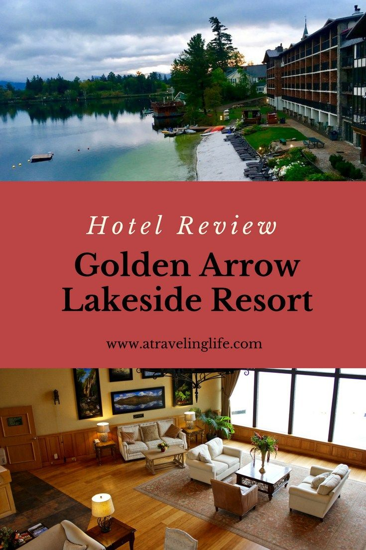 Here is my Golden Arrow Lakeside Resort review from my stay at the Lake Placid, New York, eco-lodge.