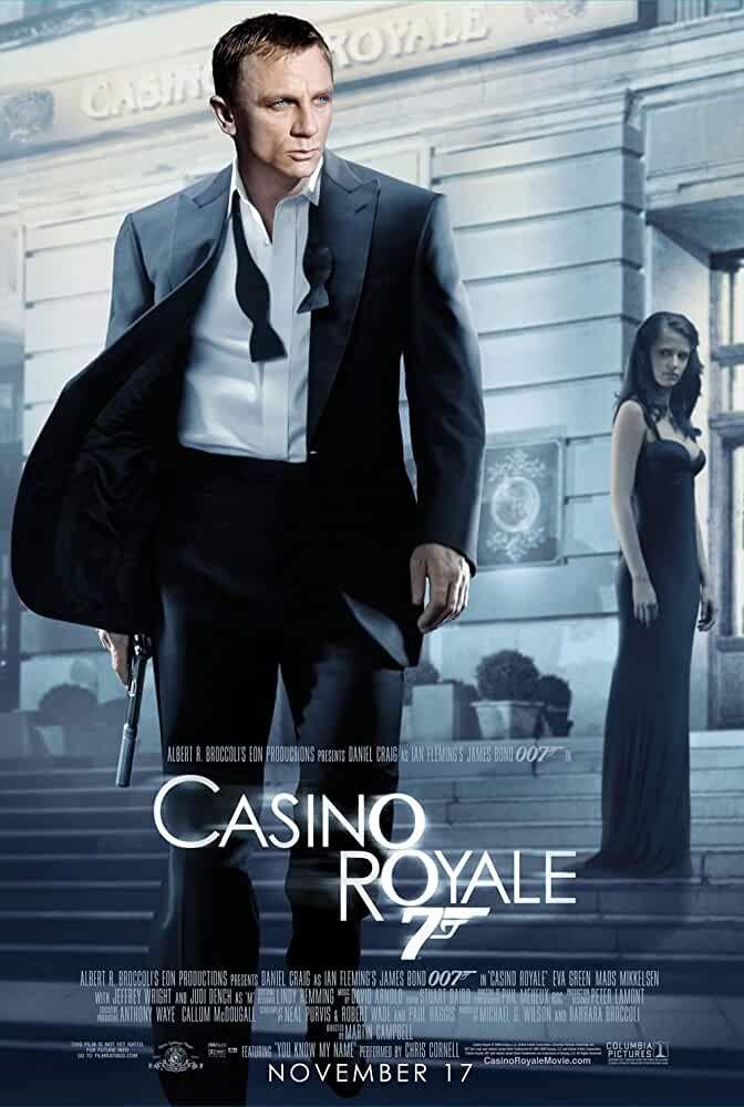 Джеймс бонд казино рояль смотреть онлайн 2006 рулетка для андроид онлайн