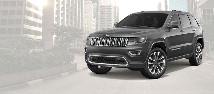Jeep® Grand Cherokee | Prices & Specifications | Jeep Australia