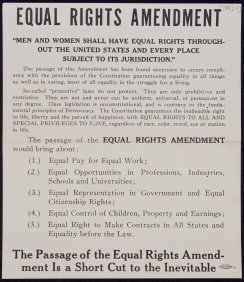 equal rights of woman essay