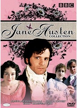 Jane Austen box dvd 12,99€