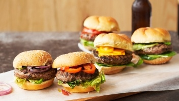 Exotic Burger Collection From Fossil Farms