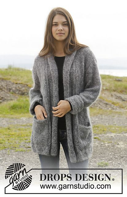 Ravelry: 157-45 Everything After pattern by DROPS design; free
