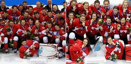 Two golden photos from Sochi Olympics!