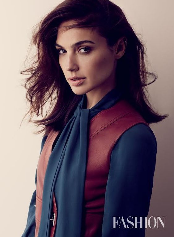 Gal Gadot by David Roemer for FASHION Magazine August 2015