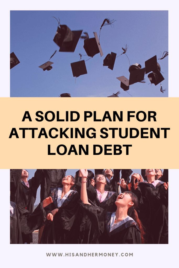 A Solid Plan For Attacking Student Loan Debt With Travis Hornsby