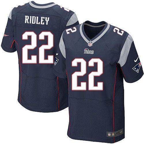... Men Nike New England Patriots 22 Stevan Ridley Elite Navy Blue Team  Color NFL Jersey Mens Womens Oakland ... cf3263c72