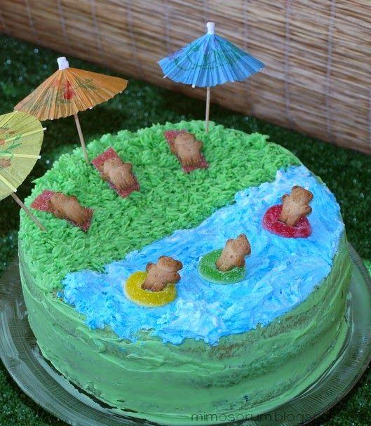 7 Ideas para una Fiesta en la Piscina - Pool Party Ideas   Handbox Craft Lovers   Comunidad DIY, Tutoriales DIY, Kits DIY