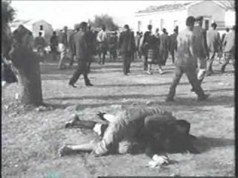 Zorba the Greek  - The shameful murder scene - YouTube