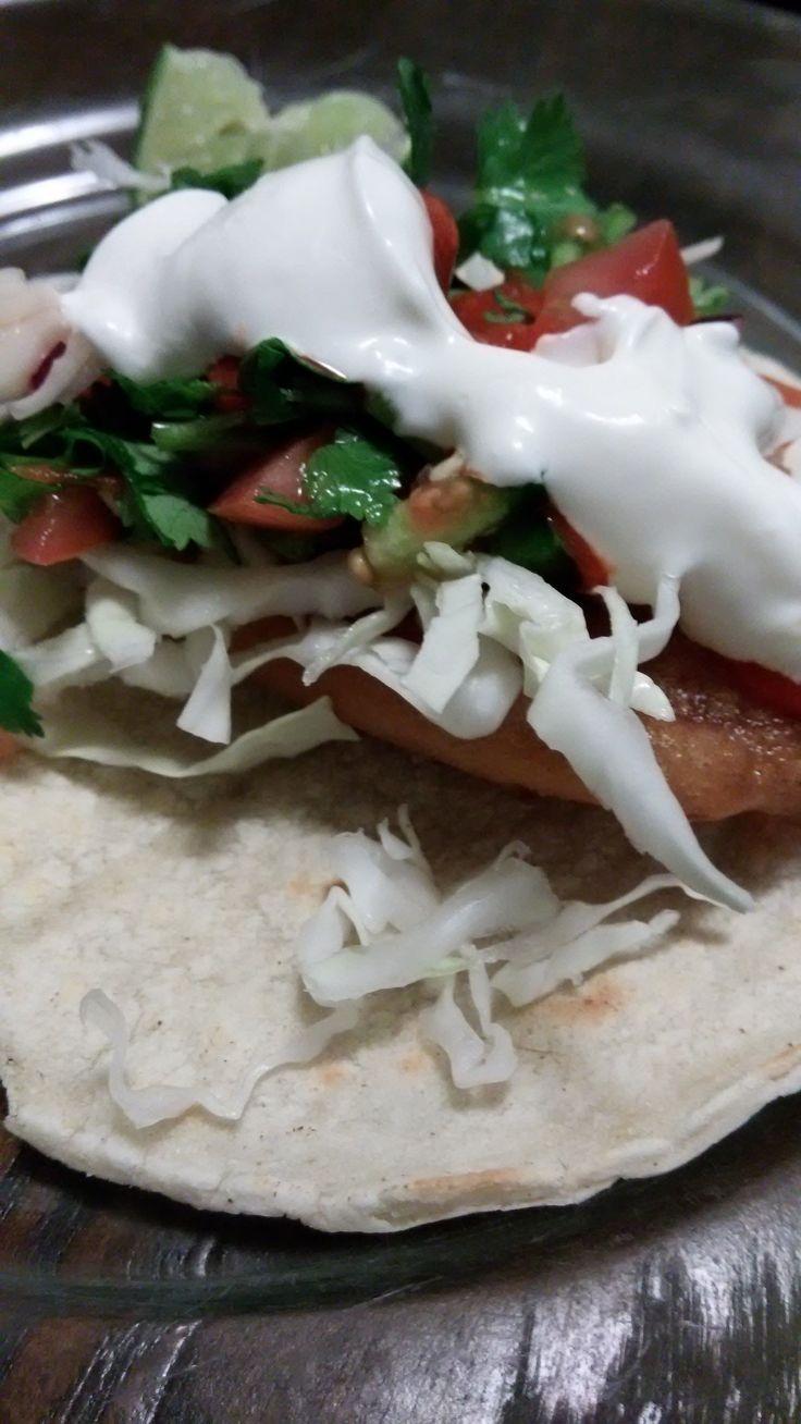 Foto de la receta: Tacos de pescado estilo Ensenada