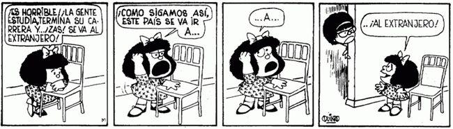 25 viñetas memorables de Mafalda para celebrar la obra de Quino | PlayGround | Noticias Musica