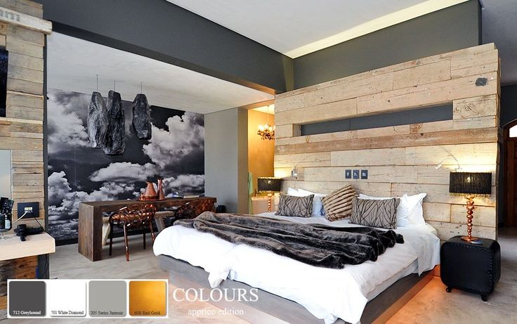 Hotelzimmergestaltung mit den #appricoCOLOURS