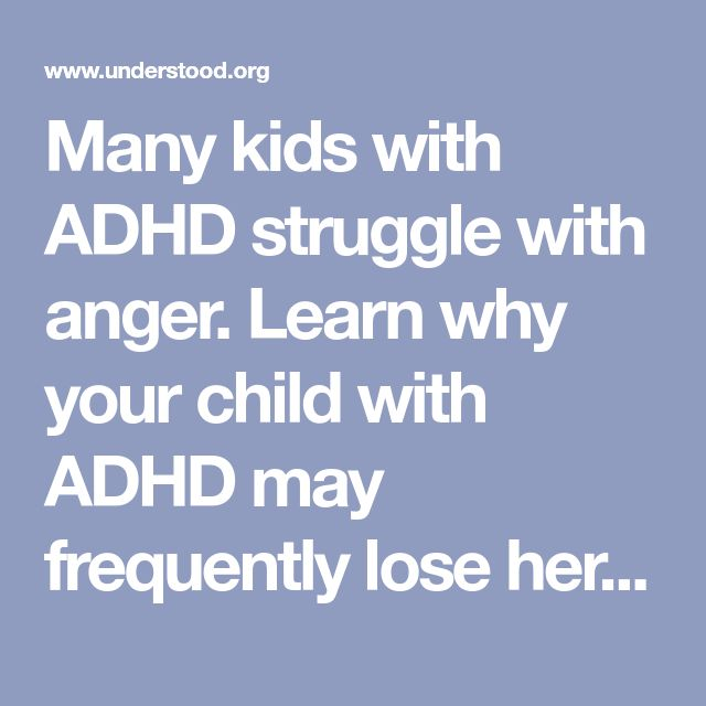 the best way to deal with your child who struggles with adhd By sharon saline psyd on june 29, 2018 in on your way with adhd when teens or young adults with adhd are cooped up for the summer, parents and kids often clash.