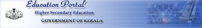 Check Kerala Government Higher Secondary Exam results here. India.