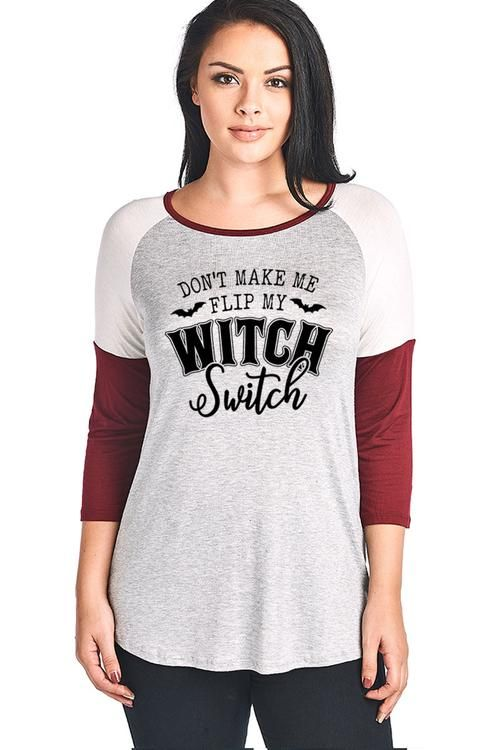 0d31be90735 Plus size don t make me flip my witch switch in 2018