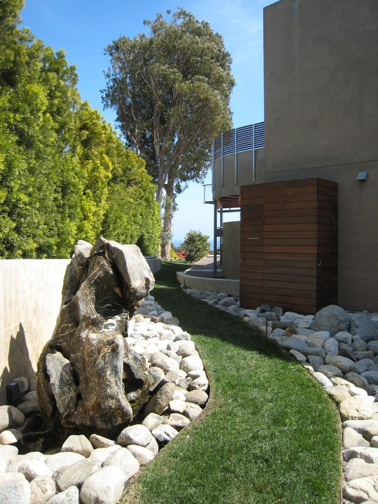 24 best modern rock gardens images on pinterest | landscaping ... - Rock Garden Patio Ideas