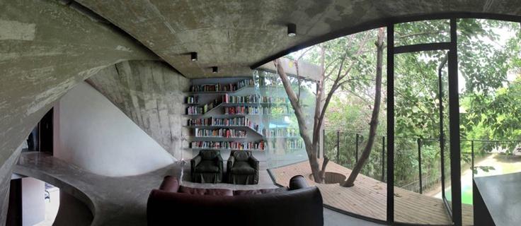TEA HOUSE BY ARCHI-UNION ARCHITECTS: House Design, House Interiors, Interiors Design, Backyard, Tea Houses, Teahous, Teas House, Archie Union Architects, Archiunion Architects