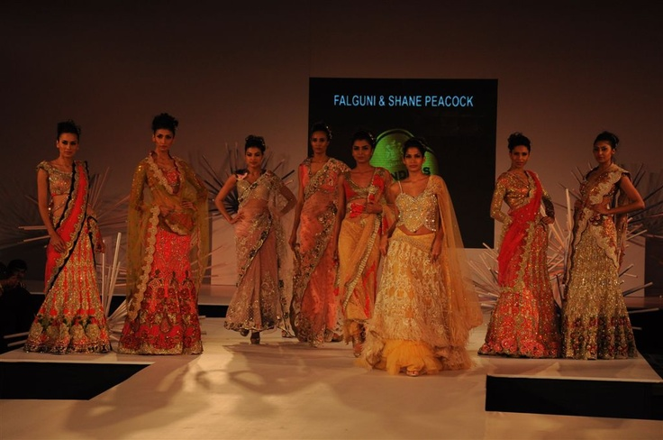 The  Bridal collection at Blenders Pride Fashion Tour - 2012