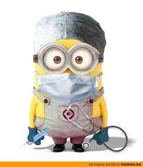 minion infirmier