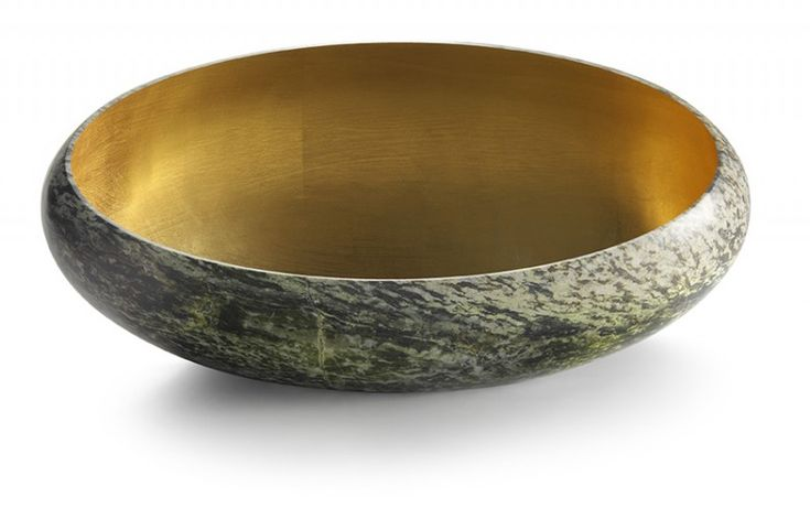 Un bagno d' oro  http://atutto.net/1olmP9K #BagnoLusso, #Oro