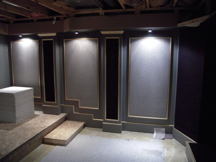 22 best home theater risers images on pinterest Home theater colors