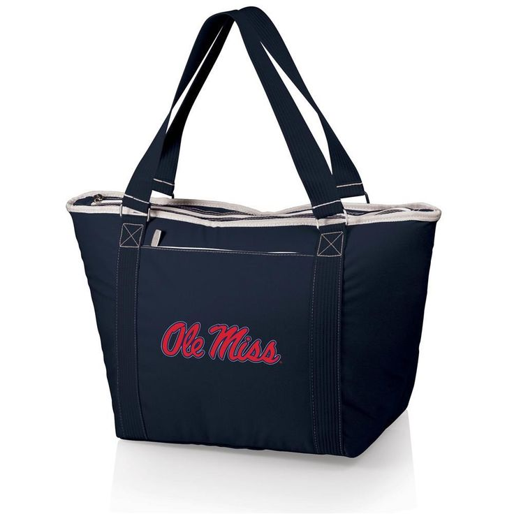 OneStopFanShop - Ole Miss Rebels Insulated Cooler Tote Bag Lunchbox, $44.95 (https://www.onestopfanshop.com/college/mississippi-rebels/ole-miss-rebels-insulated-cooler-tote-bag-lunchbox/)