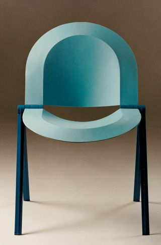 Circle Chair by Gijs Bakker. @designerwallace