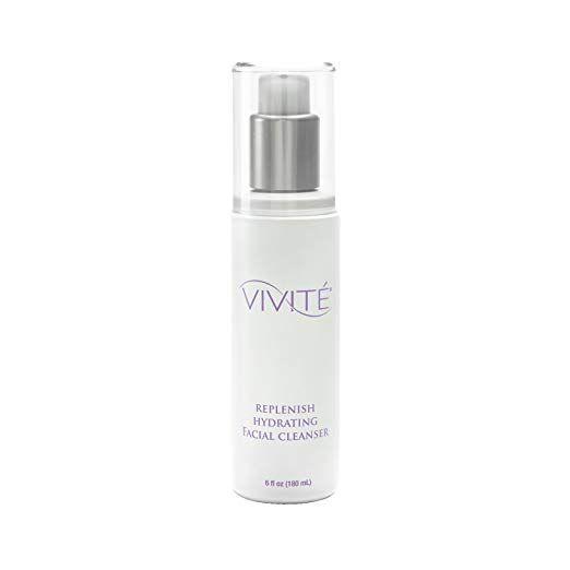 Silver facial cleanser