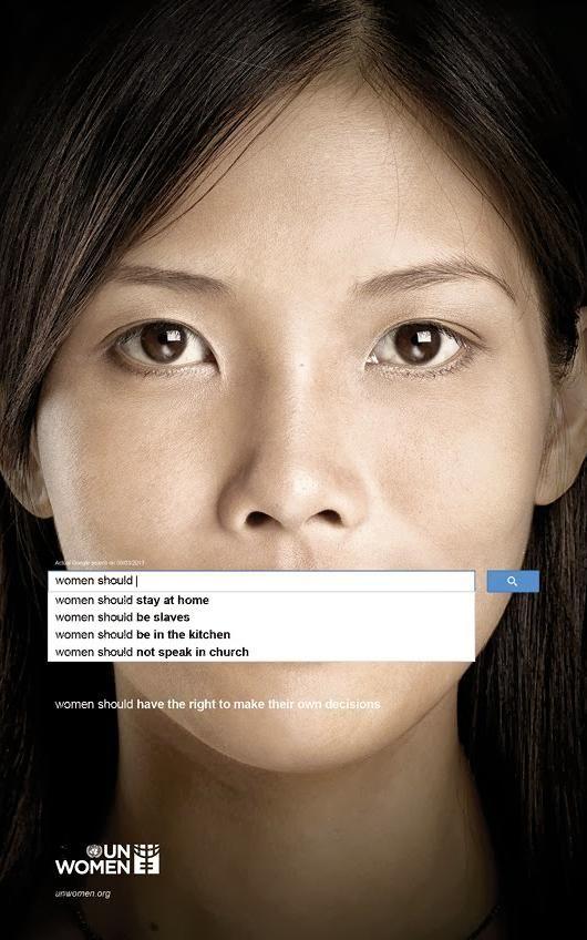 Ad Campaign Reveals Rampant Sexism Through Google Autocomplete | Co.Design | business + design