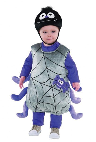 Risultati immagini per vestito ragno bambino