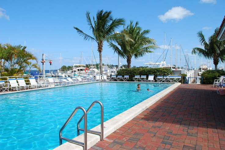Coral Reef Yacht Club in Coconut Grove.