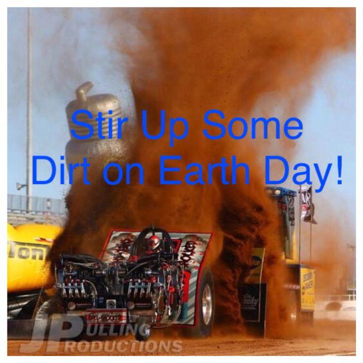 #EarthDay #EarthDayEveryDay #tractorpulling #modified