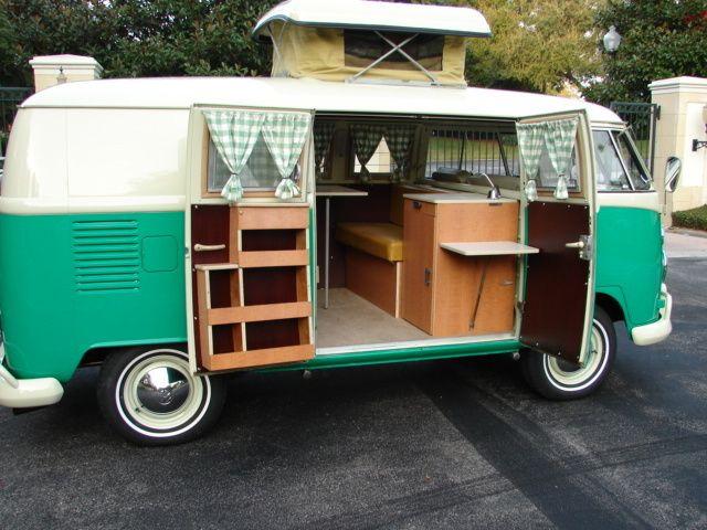 les 25 meilleures id es de la cat gorie volkswagen camping cars westfalia sur pinterest. Black Bedroom Furniture Sets. Home Design Ideas