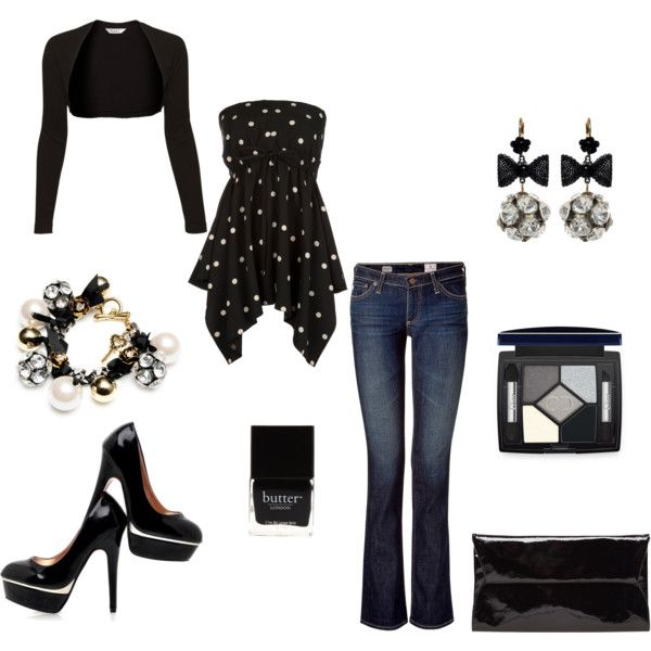 .: Wear Black, Polka Dots, Jenna Closet, Fashion Ideas, Dreams Closet, Inspiration Ideas, Future Closet, Black White, Fashion Spring