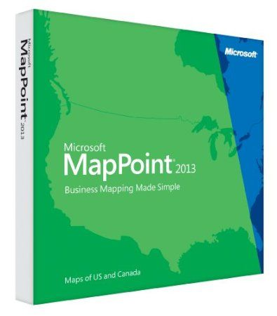 Microsoft MapPoint is powerful mapping software that makes it easy to combine business data with mapping and location. Using MapPoint you can turn complex business information stored in spreadsheets and data tables into easy-to-understand maps. Price: $231.25