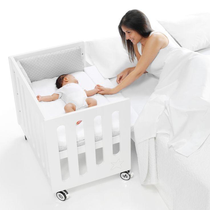La complexité entre les parents et leurs enfants reste une joie humaine naturelle et indémodable. le berceau Cododo Alondra vous permet de savourer des moments d'allégresse presque indescriptible.