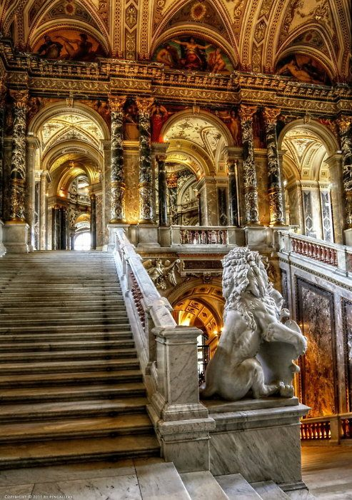 Austrian Museum of Art History, Vienna, Austria my dream place to travel and visit.