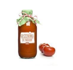 Sok Pomidorowy Naturalny 330ml (Gryszczeniówka)