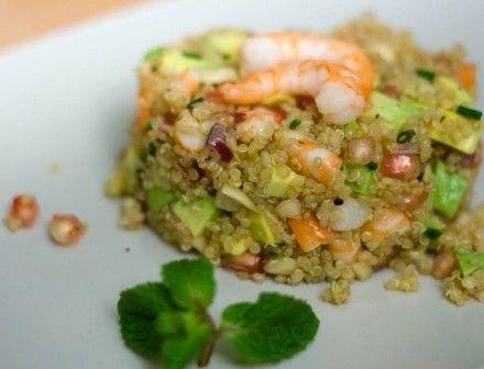 Salade Asiatique au Jus de Yuzu et Huile de Pistache - In the Food for Love