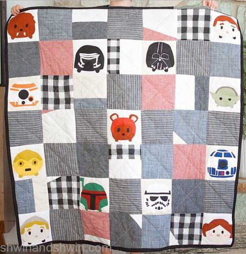Force Be With You Quilt Pattern Quilt Patterns Star Wars Baby Quilt Star Wars Quilt