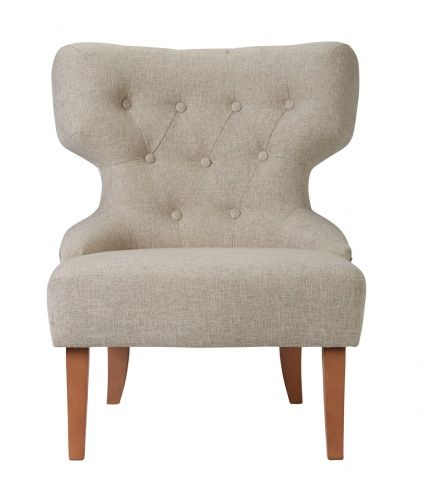 The ADONIS wing back occasional chair