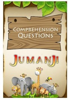 """This movie guide accompanies the movie """"Jumanji""""   This has 20 questions in chronological order. I have included 2 sets of questions: • Multiple choice for the lower level students. • Full sentence answers for the higher grades.   It is best to get the students to write notes throughout the movie, but if time is limited can be used while watching instead."""