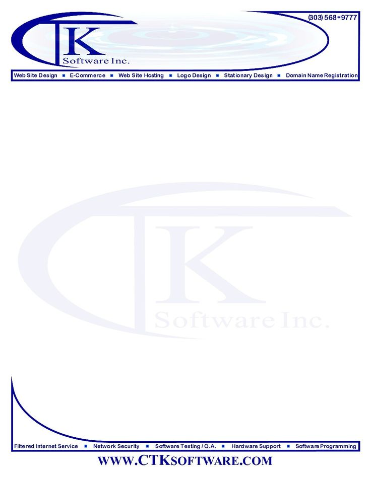 Best  Company Letterhead Examples Ideas On   Company