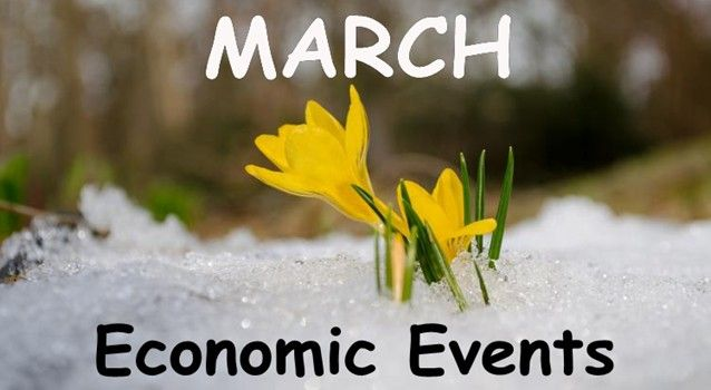 Great look forward to all the mjor Economic Events that could affect the Markets during March 2017 - My Trading Buddy Markets Analysis Magazine