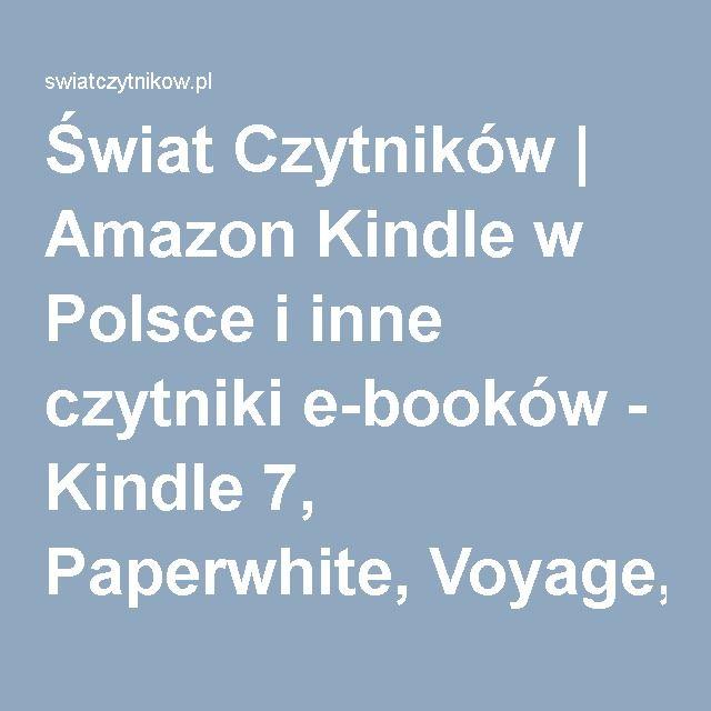 Świat Czytników | Amazon