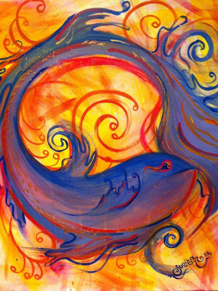 taoism, fish, spirituality